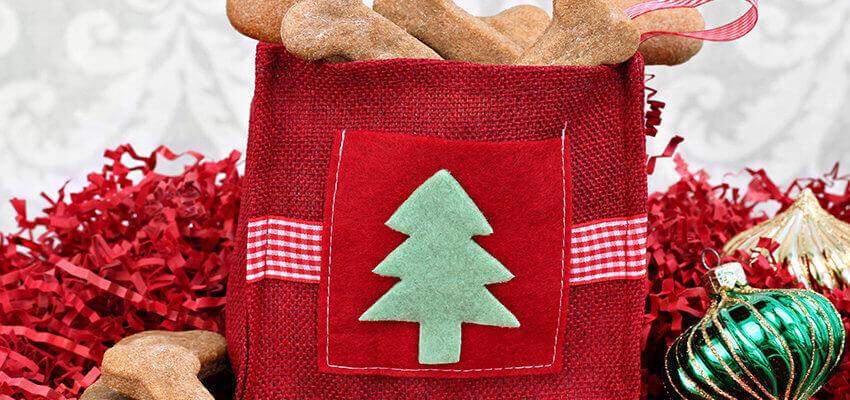 Hundekekse Weihnachten Hundezahnpflege